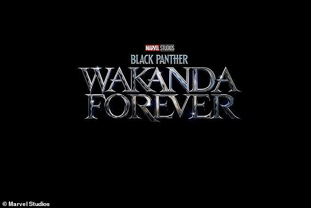 Black Panther 2: Wakanda Forwarder, currently shooting in Georgia, will be affected by the strike.