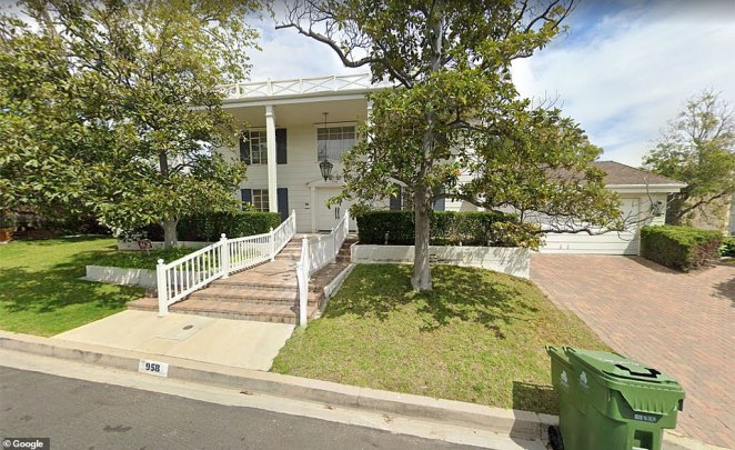 Musk also sold this Somera Road colonial house for $6.7million, which was one of four neighboring houses the Tesla Inc CEO owned. He told podcast host Joe Rogan back in 2018 that he only actually lived in one of them and purchased the other three as privacy buffers