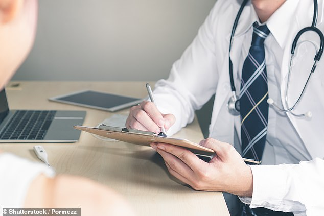 Less paperwork: The Government says it will free GPs from some red tape by reforming who can provide medical evidence and certificates, such as fit notes and DVLA checks for example