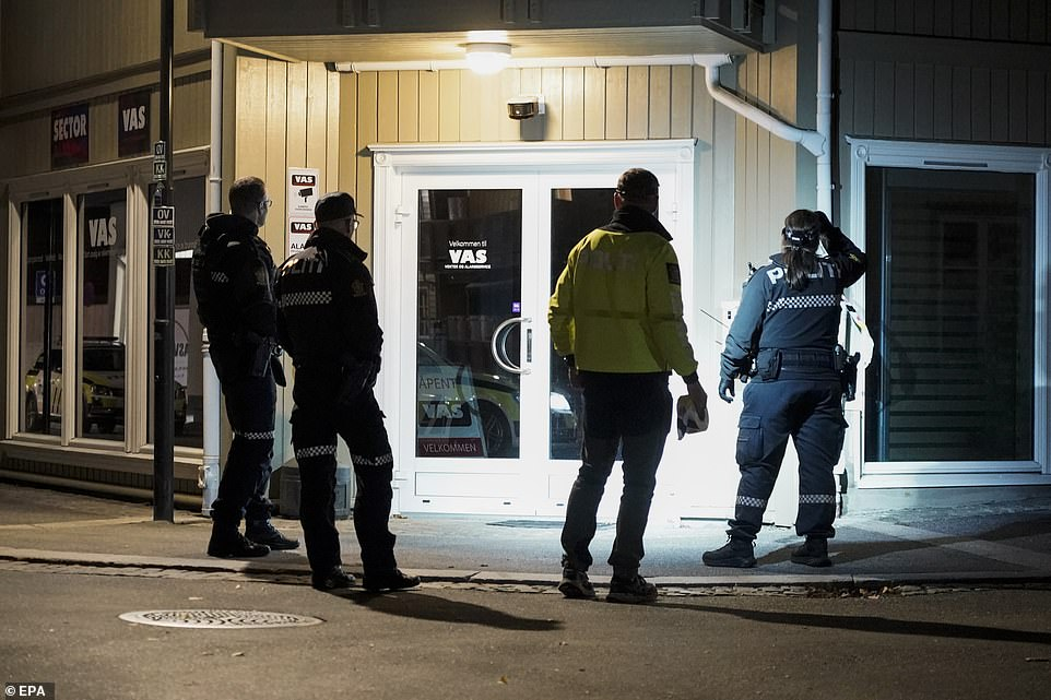 , Muslim convert had been flagged as radicalised before bow rampage in Norway, The Today News USA