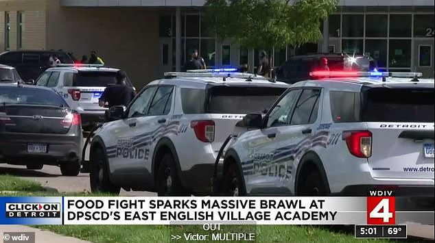 , Michigan high school cancels classes at its $43 million campus after massive food fight and brawl, The Today News USA