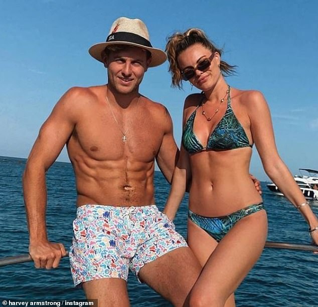 easy?  The reality star is dating fellow cast member Emily Blackwell, who is getting together in 2020 on the brink of lockdown as the COVID pandemic hits
