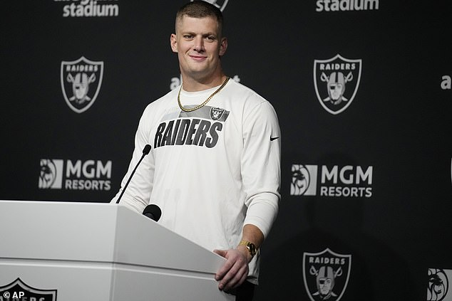 Las Vegas Raiders defensive end Carl Nassib, the NFL's only openly gay player, was granted a rare personal day on Wednesday after head coach Jon Gruden resigned over the revelation of racist, homophobic emails
