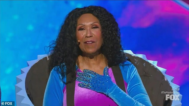 Grammy winner: Grammy Award-winning singer Ruth Pointer was unmasked and eliminated from The Masked Singer on Wednesday after playing the role of Cupcake on the hit Fox show