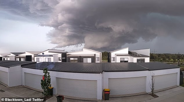 , Sydney Westfield roof collapse in Mount Druitt as tornado warning issued, The Today News USA