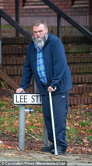 Robert Fell was given a conditional discharge and described as a 'man of good character', but had to pay costs of £107