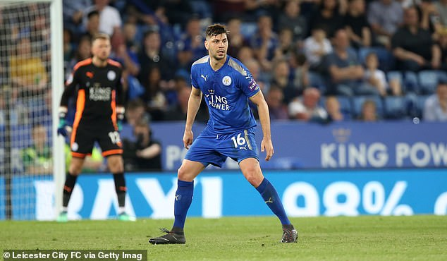 Aleksandar Dragovic has lifted the lid on Leicester's drinking culture during his one term there