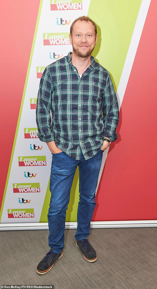 , David Mitchell leads the outpouring of support after Robert Webb, 49, was forced to quit Strictly, The Today News USA