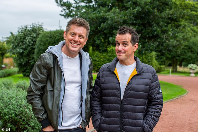 New show: Dick and Dom will be in coach ready to explore spooky places