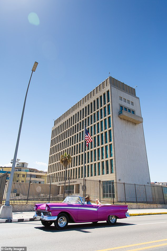 The three victims interviewed, diplomats Tina Onefur, Kate Husband, and Doug Ferguson were all working for the US State Department at the US embassy in Havana when they found themselves afflicted with the mysterious malady