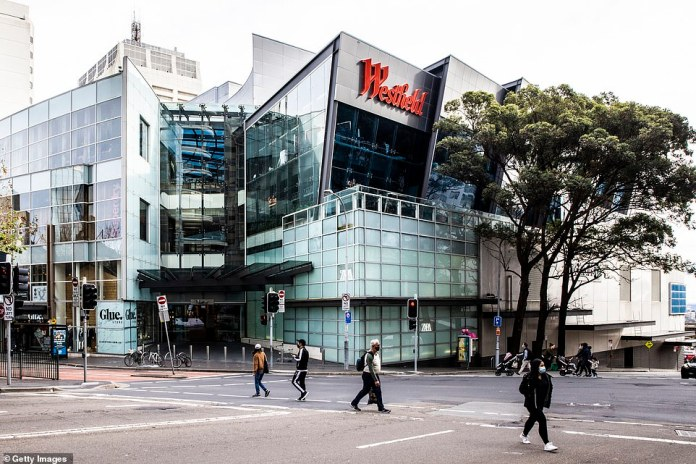 An urgent health alert was issued for Westfield Bondi Junction on June 18 leading to the outbreak being dubbed the 'Bondi Cluster'