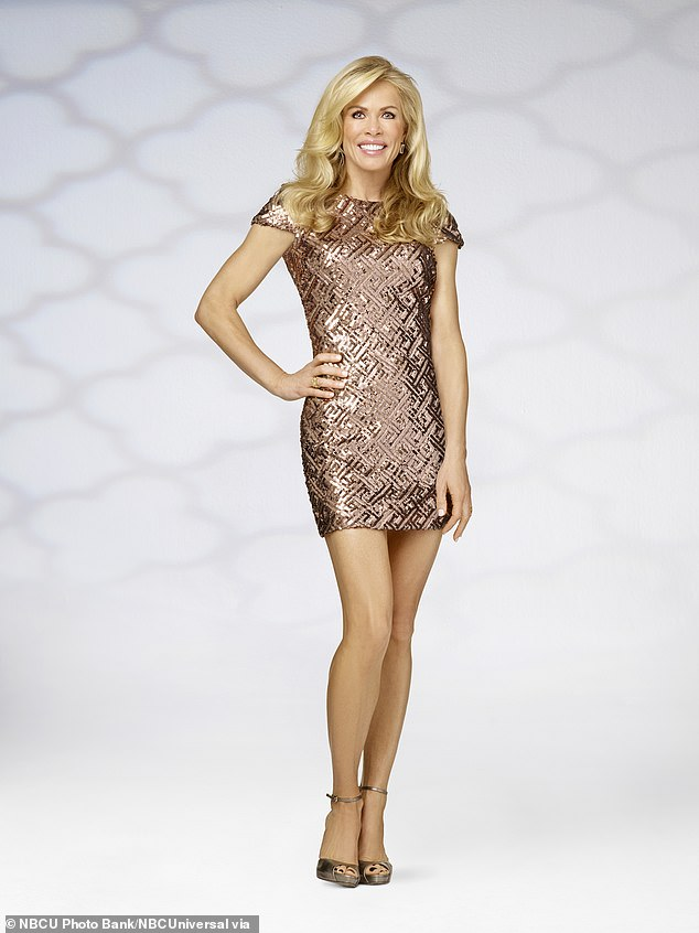 Remember her? Kathryn, 48, is married to former NFL player Donnie Edwards and clashed with Erika, 50, in season six of RHOBH (Pictured above in a promo for the show)