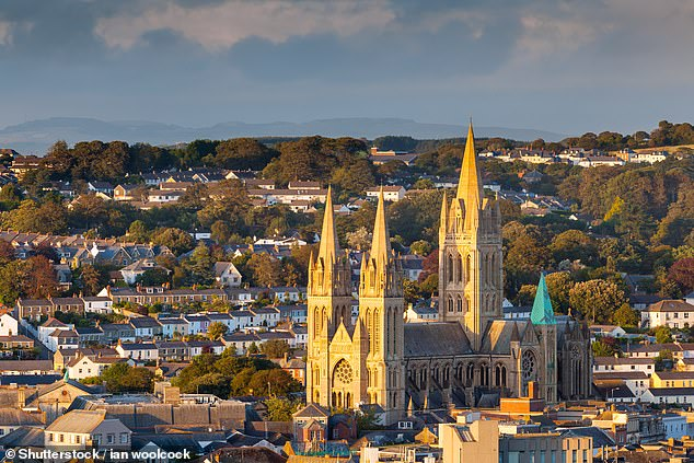 The kebab shop employee made the hoax to Truro Cathedral in an effort to drum up trade from the evacuated congregation
