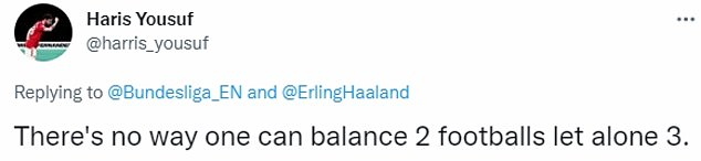 , Erling Haaland pulls off jaw-dropping trick in training but online users claim it's fake, The Today News USA