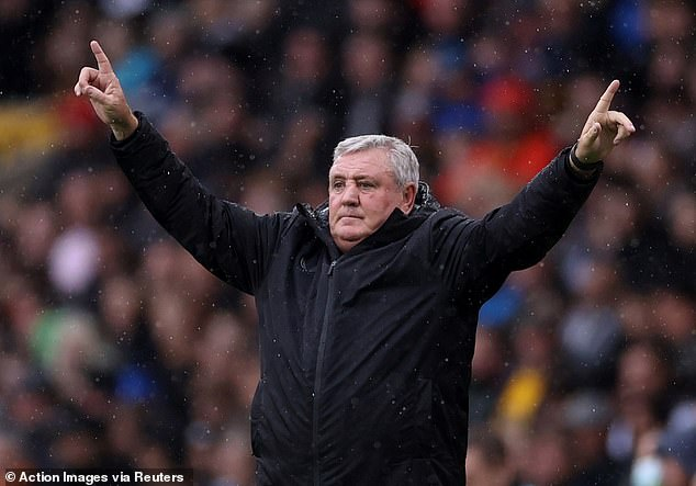 Newcastle's Steve Bruce is set for a reprieve as he prepares for his 1000th game as a manager