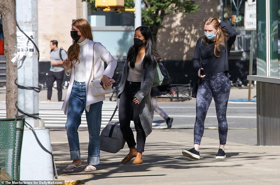 , Jennifer Gates leaves New York City before heading upstate for her extravagant wedding, The Evepost National News