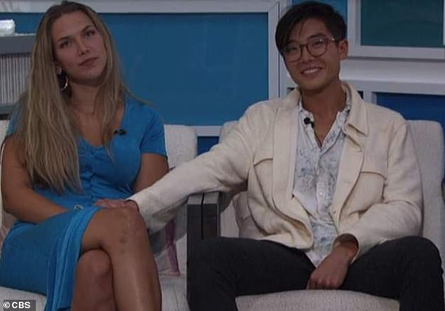Watch Large Brother contestants Claire Rehfuss and Derek Xiao are relationship – Google Celebrities News