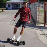 Bayern Munich boss Julian Nagelsman on his coaching philosophy and his hero John Terry💥👩💥💥👩💥