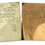 Last messages from Hitler's bunker revealed 76 years after French soldier took them as souvenirs💥👩💥💥👩💥
