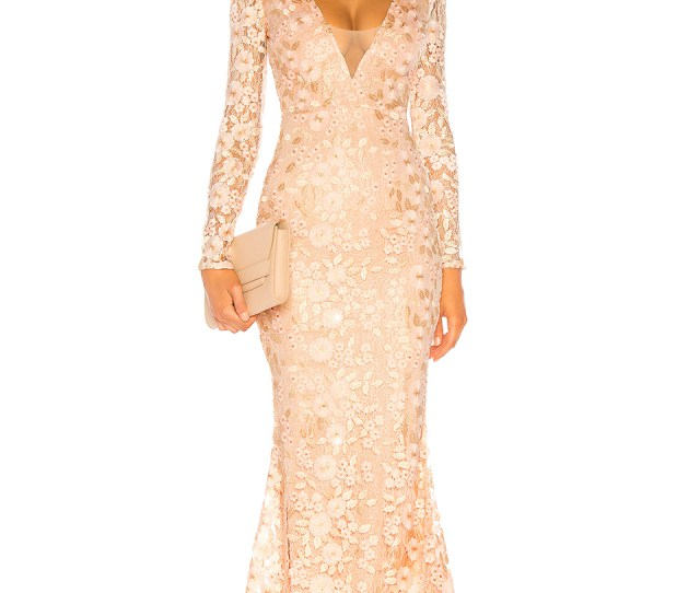 Michael Costello Gown At Revolve