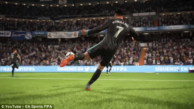 copy cristiano ronaldo coloring pages many interesting cliparts fifa 2018 the fifa 18 goals of the week featuring cristiano ronaldo daily mail online