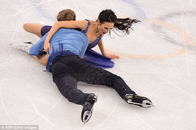 Olympic Figure Skater Evan