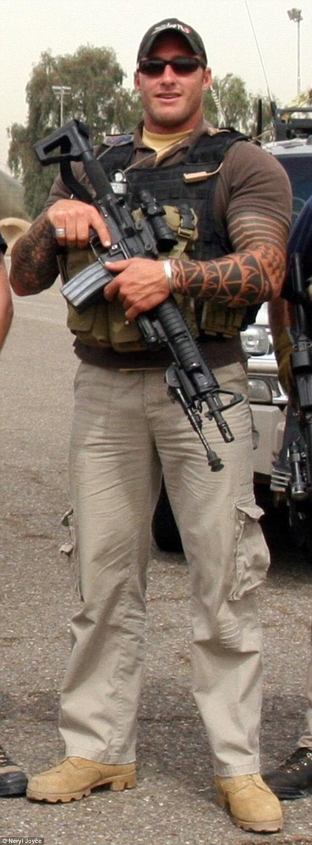 Army sniper Joshua Faulkhead was recruited into the Comanchero gang as a bodyguard