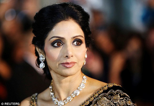 Despite her public profile Sridevi was known as an intensely private person who fiercely denied rumours she had undergone plastic surgery