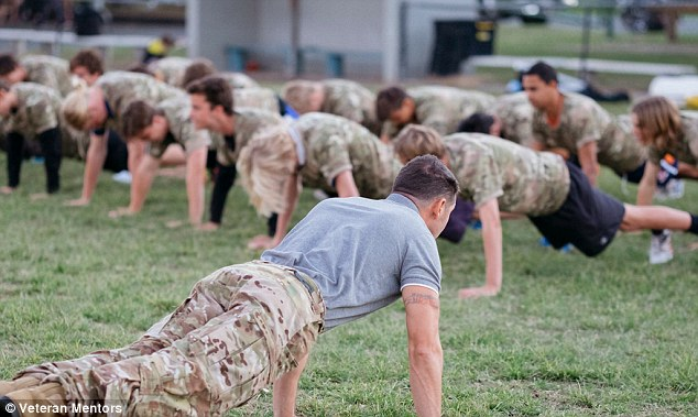 The program is based around a military ethos of self-discipline, teamwork, moral and physical courage