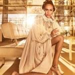 Joan Smalls Sizzle for Harper's Bazaar Arabia
