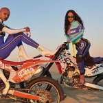 Rihanna Show Off New Line With Puma