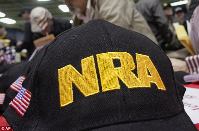 The National Rifle Association on Wednesday blasted President Donald Trump for his proposal to take guns away from dangerous individual even if it violates constitutional rights to due process