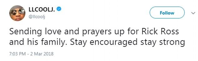 Rapper,Rick Ross Hospitalized for Pneumonia