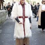 Olivia Palermo Style in Paris for Giambattista Valli show