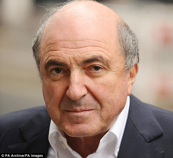 Boris Berezovsky, was found dead in his in Berkshire bathroom with a ligature round his neck in March 2013 but the coroner recorded an open verdict