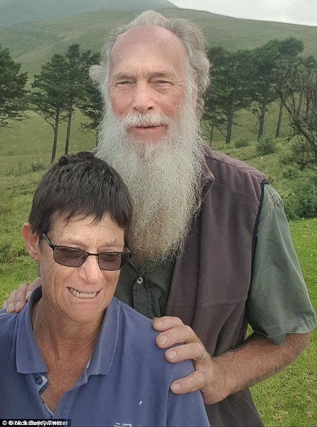 Rachel Saunders y su esposo Rodney desaparecieron el 12 de febrero cerca de la presa de Bivane, cerca de la ciudad de Verulam, en el norte de la provincia de KwaZulu-Natal.