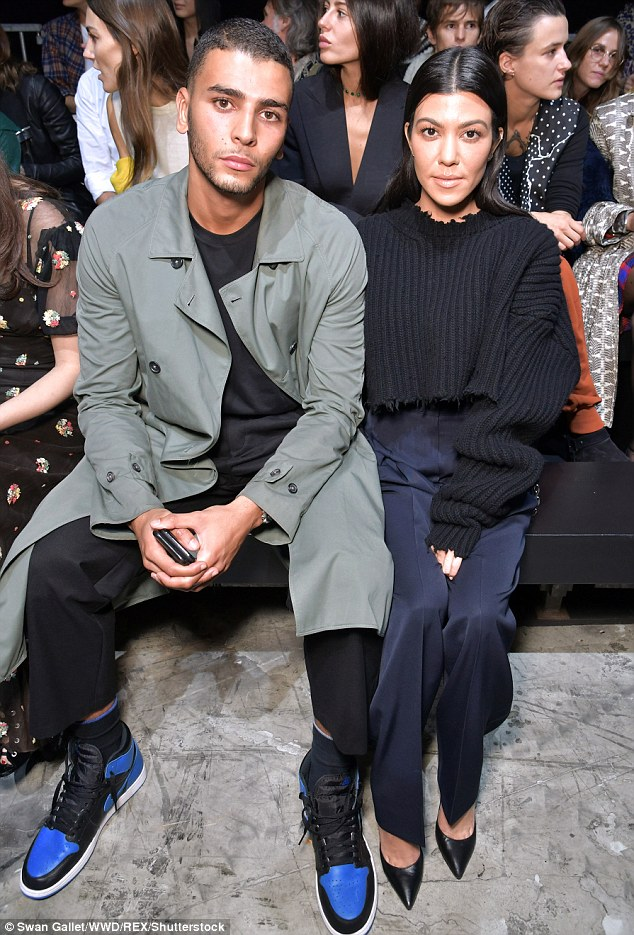 Kourtney Kardashian and Younes Bendjima back together ...
