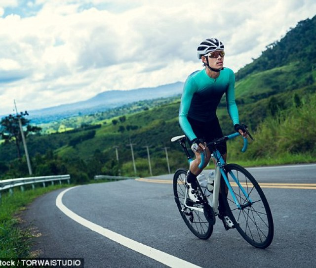 Experiments Showed Older Men Who Got On Their Bike Regularly Were Far Healthier Than Their Counterparts