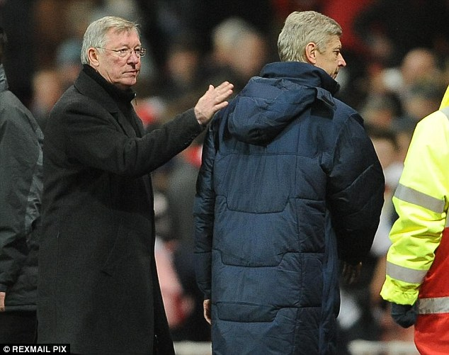 Wenger has revealed that Sir Alex Ferguson and other managers have offered him support