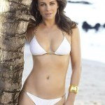 Elizabeth Hurley,52 Puts her scintillating body on display