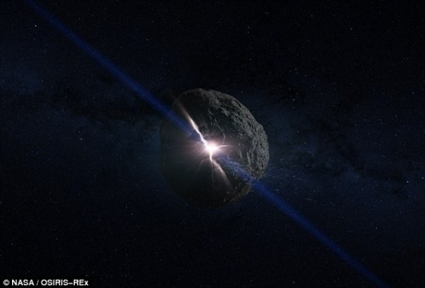 NASA scientists propose plan to NUKE incoming asteroids