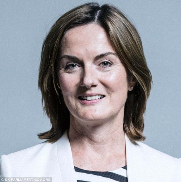La diputada conservadora de Telford, Lucy Allan (en la foto), ha pedido una investigación al estilo Rotherham