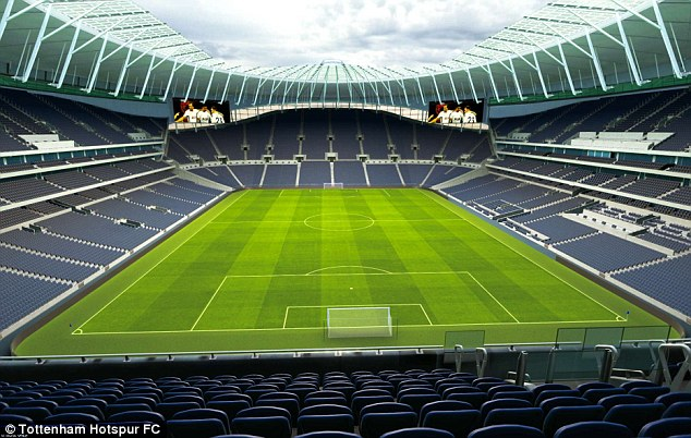 At least 10,000 Tottenham supporters will be placed higher up the queue than Sidnick