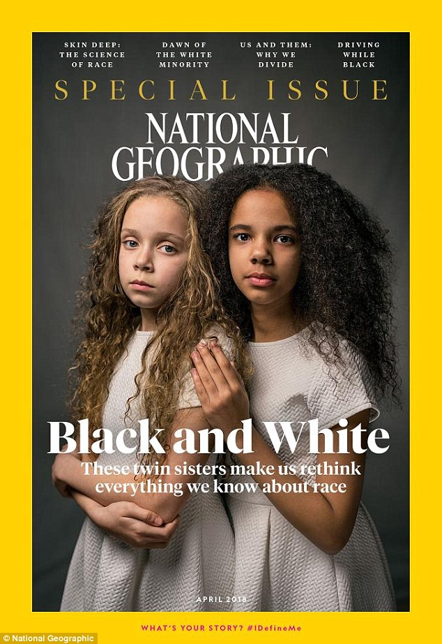 National Geographic editor-in-chief Susan Goldberg said it was necessary for the magazine to acknowledge its 'racist' past in order to discuss the topic in its April issue
