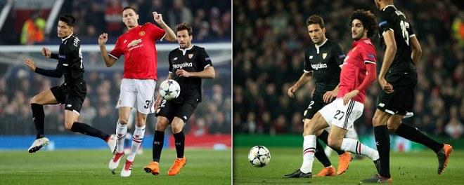 Man Utd vs Sevilla LIVE score updates - Champions League last-16