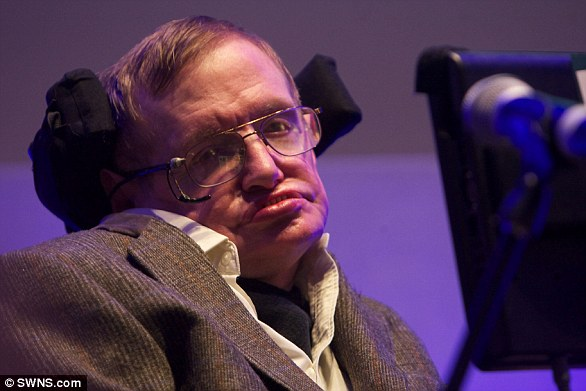 One of the most brilliant minds of all time, and the leading scholar in the field of black holes, Professor Stephen Hawking (photo) believed that life after death was a myth