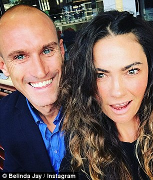 'Dump her': Fans react in horror and warn Ryan 'Fitzy' Fitzgerald (L) after a 'faithfulness test' prank on his wife (with Fitzy, R) backfired