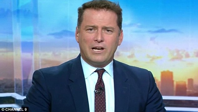 'A pre-emptive strike before the atom bomb hits': Karl Stefanovic's 'apology' over THAT 'b*tchy' audio is being labelled a last ditch effort to ease tensions before the full details of the damning conversation are revealed