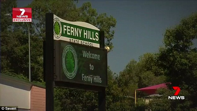 The abuse took place at Ferny Hills State School in the 1990s - he has worked across ten schools in Brisbane.