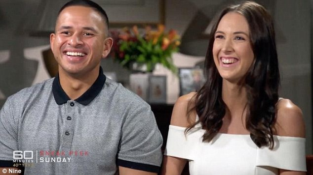 Despite trying to challenge the stereotypes of the religion, Khawaja said the pair have faced outrage since going public with their relationship